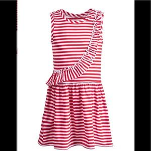 Epic Threads size 4/4T striped dress NWT